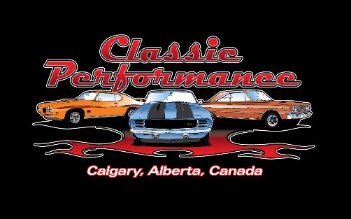 Classic Performance - Index - Hot Rod & Muscle Car Shop ...