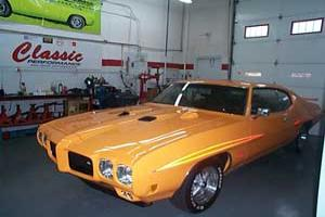 70 GTO Judge - Orbit Orange