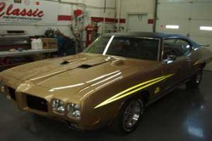 70 GTO Judge - Granada Gold